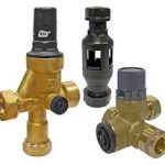 Megaflo combination valve